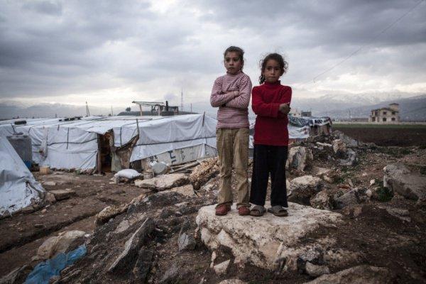 В гуманитарной помощи нуждаются миллионы жителей Сирии.