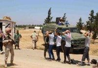 Сразу 3 тысячи боевиков ИГИЛ сдались в плен в Сирии