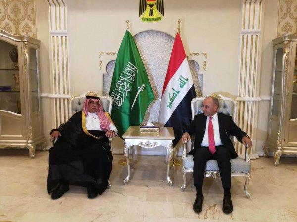 Саудовская Аравия и Ирак обсудили торговое сотрудничество.