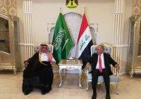 Совещание Саудовско-иракского координационного совета прошло в Багдаде