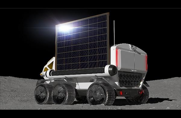 Согласно планам Японии, ровер совершит посадку на Луну в 2029 году