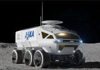 Toyota разработает автомобиль для Луны (ФОТО)