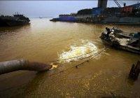 Более 450 человек пострадали в Малайзии из-за попадания химикатов в реку
