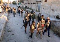 В Сирии амнистировали 40 тысяч боевиков