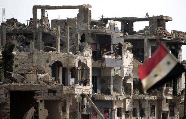 15 марта исполнится 8 лет началу войны в Сирии.