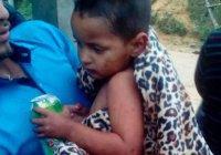 В Никарагуа 2-летний ребенок 5 дней прожил в горах без еды и воды