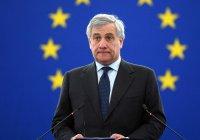 Глава Европарламента оскандалился из-за комплимента Муссолини