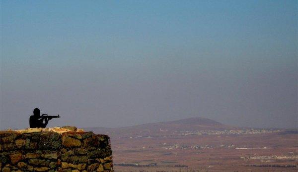 Голаны могут стать причиной военного столкновения Сирии и Израиля.