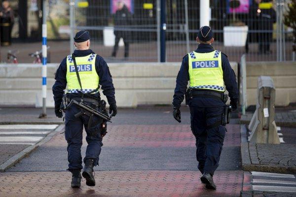 В Швеции задержан мужчина, подозреваемый Россией в терроризме