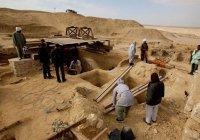 В Египте нашли мумию инопланетянина