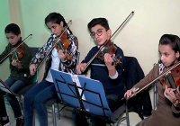 В Алеппо возобновила работу музыкальная школа