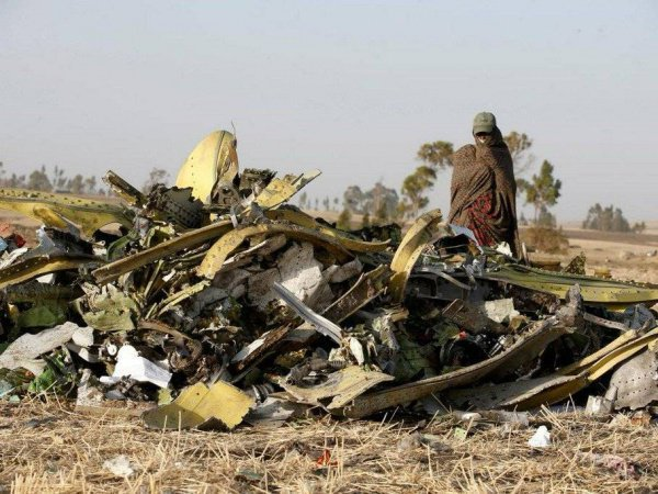 Авиакатастрофа в Эфиопии унесла жизни 157 человек.