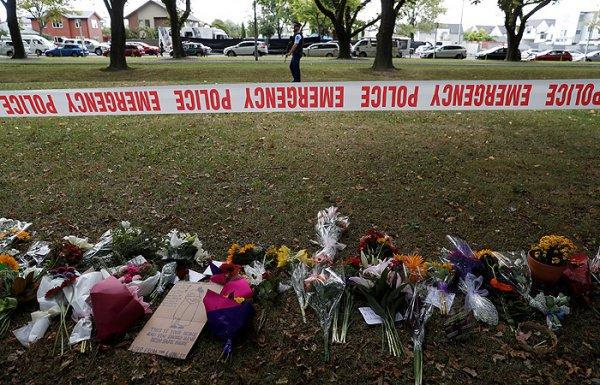 Теракт в Новой Зеландии (Фото: Reuters)