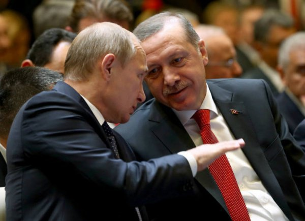 Президент Турции может принять участие в открытии Соборной мечети Крыма.
