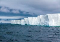 В Антарктиде замечено неизвестное науке явление