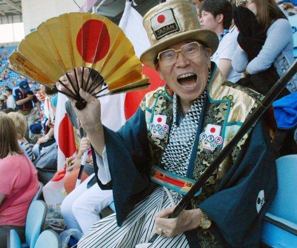 Японец посетил все летние Олимпийские игры, начиная с 1964 года, и ни одного турнира не пропустил