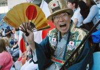 В Японии умер «олимпийский дедушка»