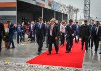 Рустам Минниханов начал визит в Таджикистан