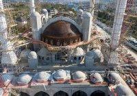 Соборную мечеть Крыма обещают достроить осенью