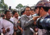 В Мьянме к 20 годам тюрьмы приговорили лидера рохинджа
