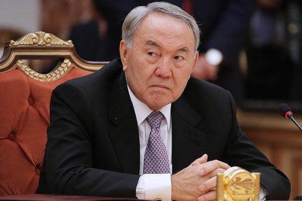 Нурсултан Назарбаев ушел в отставку.
