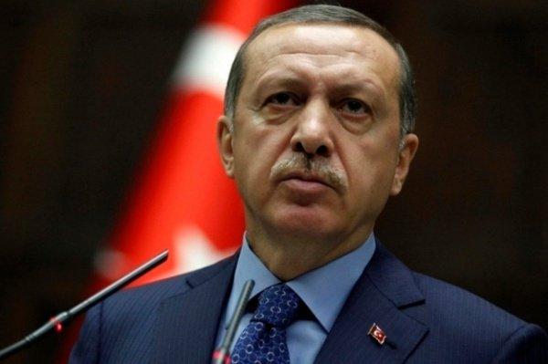 Эрдоган выступил за смертную казнь для террористов.