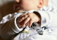 Аномально крупный ребенок родился в США