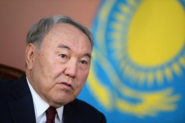 Нурсултан Назарбаев ушел с поста президента Казахстана.