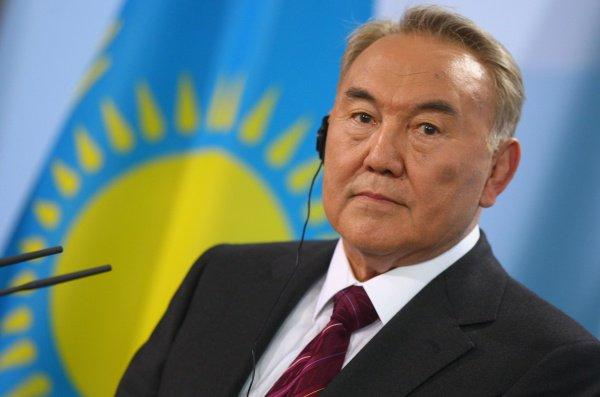 Нурсултан Назарбаев объявил об отставке 19 марта.