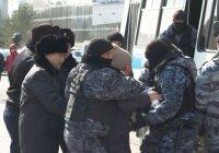 Сторонники и противники переименования Астаны устроили драку