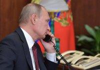 Путин провел первую беседу с новым президентом Казахстана