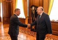 Рустам Минниханов провел встречу с послом Турции в России