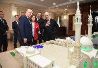 Посол Турции поблагодарил Шаймиева за «дорогу к сотрудничеству между Турцией и РТ»