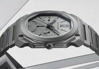 Самый тонкий в мире хронограф представили в Швейцарии