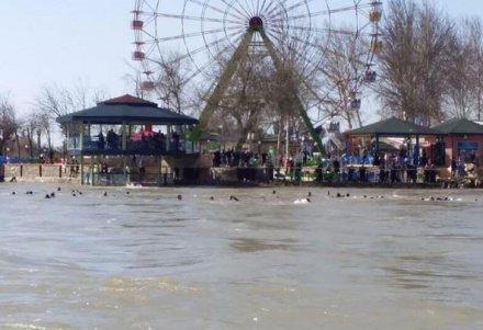 93 человека погибли в результате крушения парома в Ираке