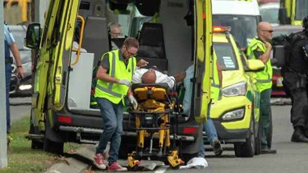 27 человек остаются в больницах после теракта в Крайстчерче