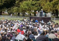В Новой Зеландии почтили память жертв терактов в мечетях