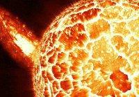 Зафиксирован резкий рост активности Солнца