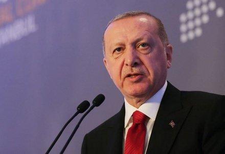 Эрдоган: с исламофобией необходимо бороться, как и с антисемитизмом