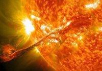 Ученые предсказали магнитную бурю в выходные дни