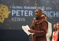В Дубае миллион долларов вручили «лучшему учителю мира»