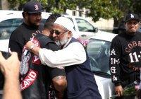 Байкеры Новой Зеландии  поддержали мусульман