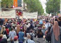 Жители Австралии вышли на митинг в поддержку мусульман