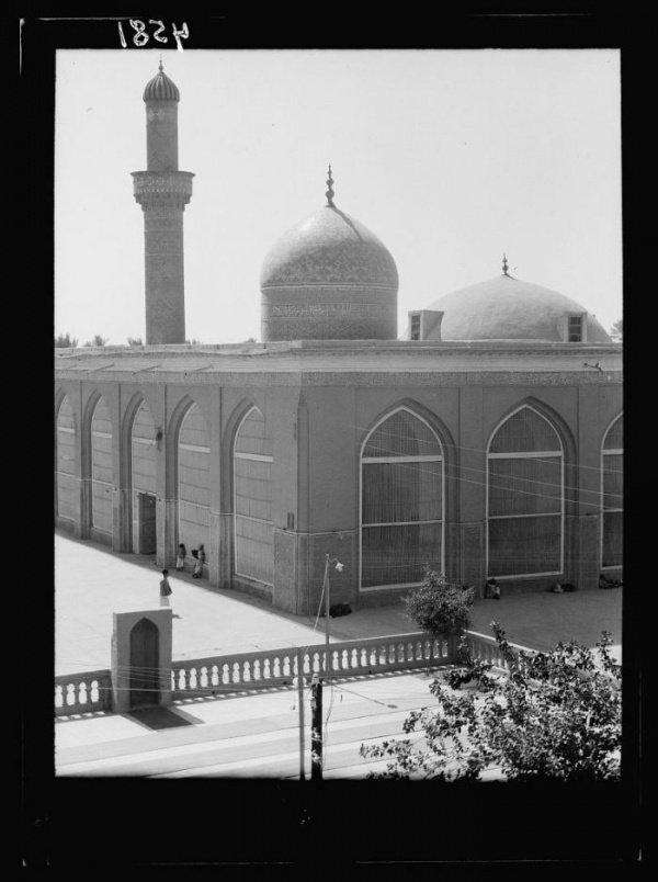 Прогулки по Багдаду. Каким был город более 80 лет назад? (ИСТОРИЧЕСКИЕ ФОТО)