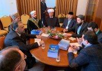 Муфтий РТ принимает участие в Международной конференции по укреплению межрелигиозного мира