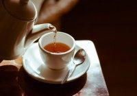 Стало известно, к чему приводит увлечение чаем