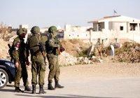 Трое российских военных погибли в Сирии