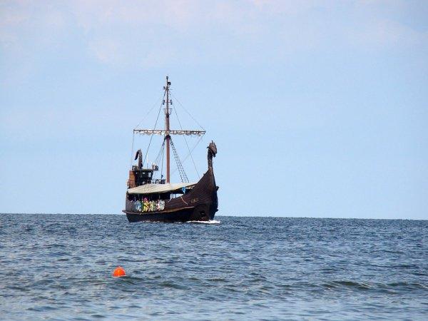 Специалистам удалось найти деревянное судно длиной больше 15 м