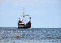 В Норвегии обнаружили корабль викингов