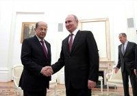 Путин и Аун: использование терроризма в геополитических целях недопустимо
